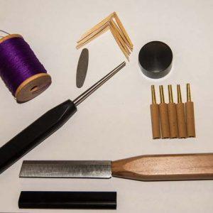 Oboe Reed Making Tools