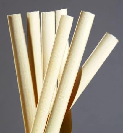 gouged oboe cane