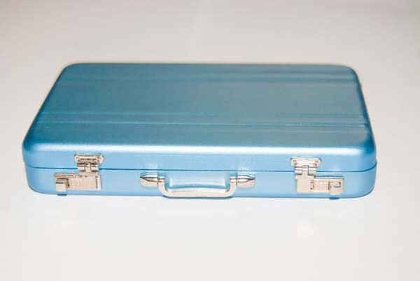 reed case blue