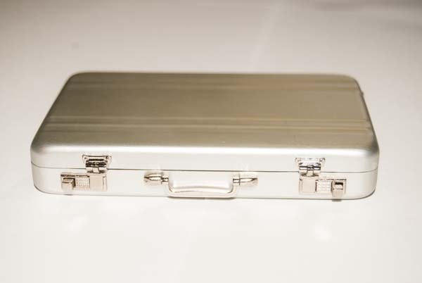 reed case silver
