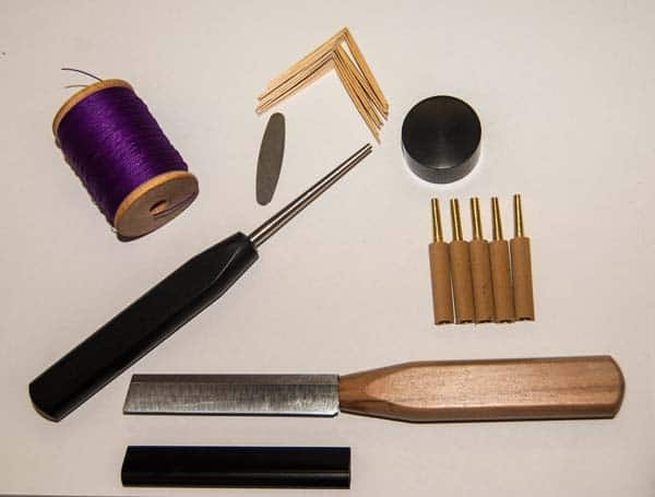 Complete Oboe Reed Making Kit